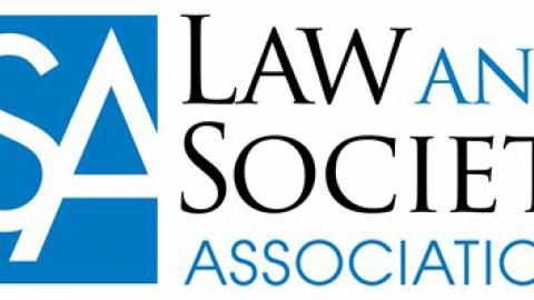 Law and Society Association (LSA) logo