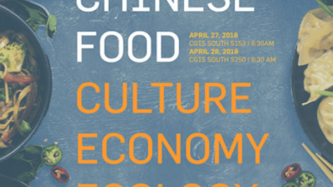 Chinese Food: Culture, Economy, and Ecology