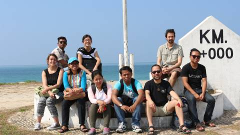Projec team 000KM - Myanmar/Cambodia - MOSAIC project