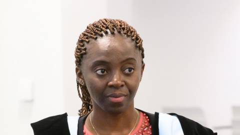 Gloria Nguya - Publice defence - 12 July 2019